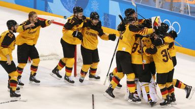 Germany stun defending champions Canada to reach Olympic final