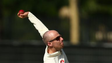 Crane out, Leach in for England
