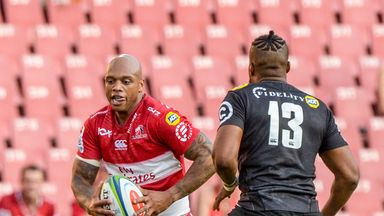 Lions 26-19 Sharks