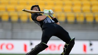 Guptill smashes 105 for New Zealand