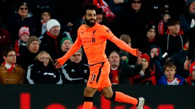 'Real interest could tempt Salah'