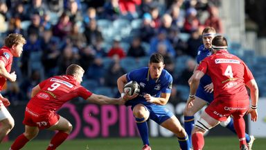 Leinster 20-13 Scarlets