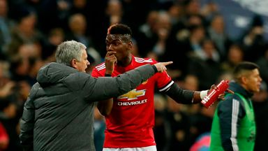 Is Jose right for Pogba?