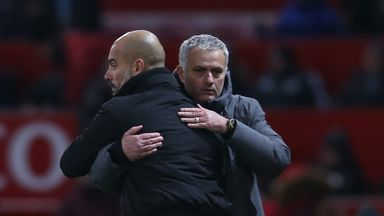 Jose 'cannot compete' with Pep