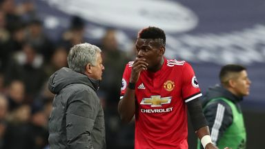 Mourinho: Pogba speculation is lies