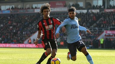 Bournemouth 2-2 Newcastle