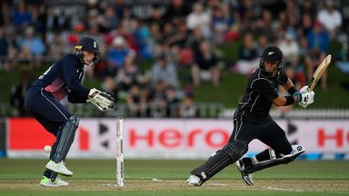 NZ v England: 1st ODI highlights