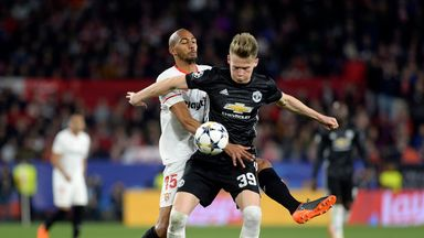 Mourinho: McTominay was fantastic