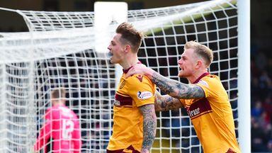 Dundee 0-2 Motherwell