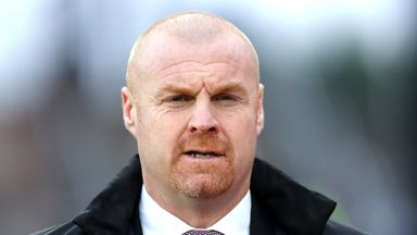 Dyche: England job is really tough