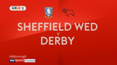 Sheffield Wednesday 2-0 Derby