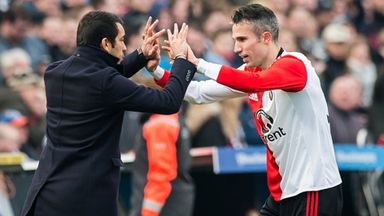 RVP wins it for Feyenoord