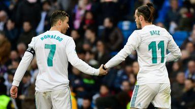 Real Madrid 4-0 Alaves