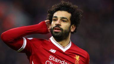 Fowler praises 'frightening' Salah