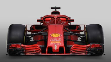 Ferrari launch SF-71H