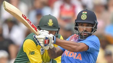 SA v India: 1st T20i highlights
