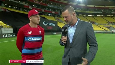 Buttler assesses T20 defeat