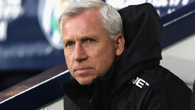 Pardew: We need points quickly