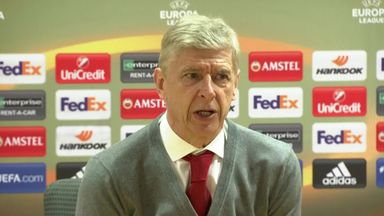 Wenger: We were complacent