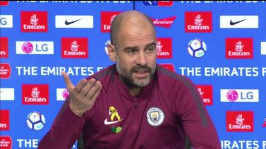 Pep: Wigan are intense