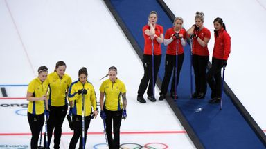Curling controversy for Team GB