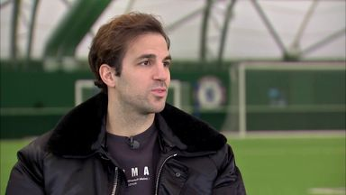 Fabregas: Hazard could win Ballon D'or