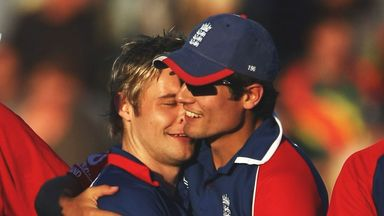 Archive: England earn dramatic tie