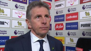 Puel: Draw a fair result