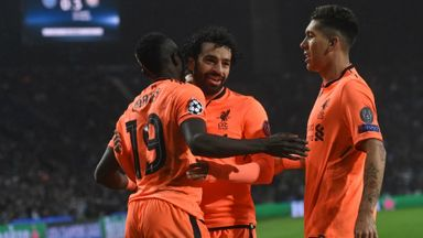Liverpool trio best in Europe?