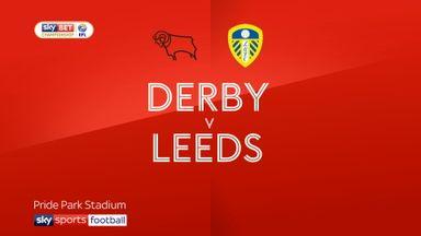 Derby 2-2 Leeds