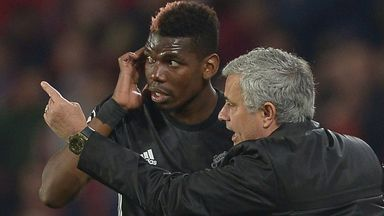 Mourinho's Pogba stance backed