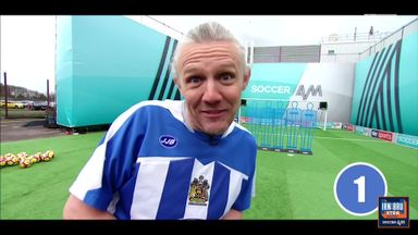 Jimmy Bullard's Top Bin Challenge