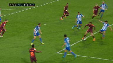 Coutinho's delightful flick!