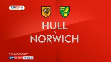Hull 4-3 Norwich