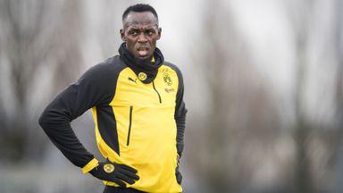 Bolt scores for Dortmund