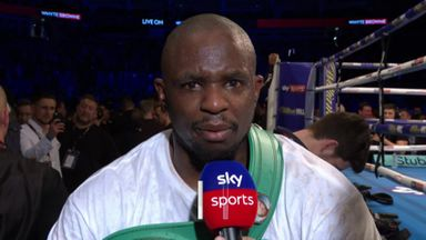 Whyte calls out Wilder