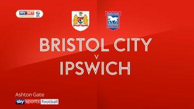 Bristol City 1-0 Ipswich