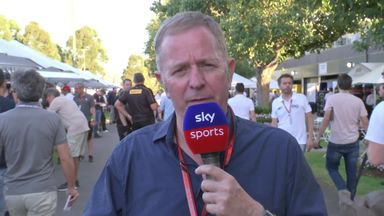 Brundle: Mercedes are team to beat