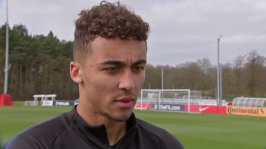 Calvert-Lewin: U21s not done yet