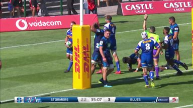 Stormers 37-20 Blues