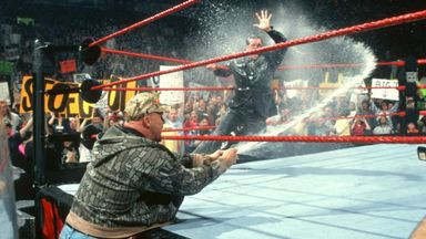 Top 5: 'Stone Cold' Steve Austin Moments