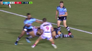 Nene Macdonald wonder try