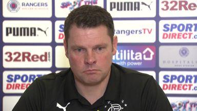 Murty wants Rangers job long-term