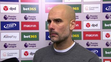 Pep: We're very close