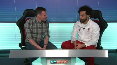 Salah proud of Liverpool impact