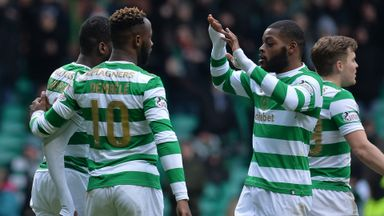 Celtic 3-0 Greenock Morton