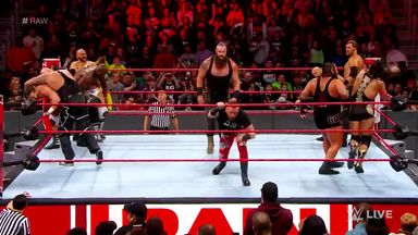 Strowman's controversial win
