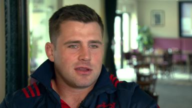 CJ Stander on Grand Slam and Europe