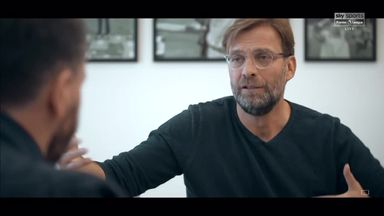 'First' with Jurgen Klopp