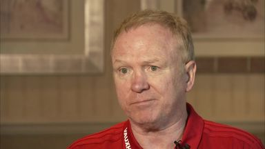 McLeish: Youngsters can raise the bar
